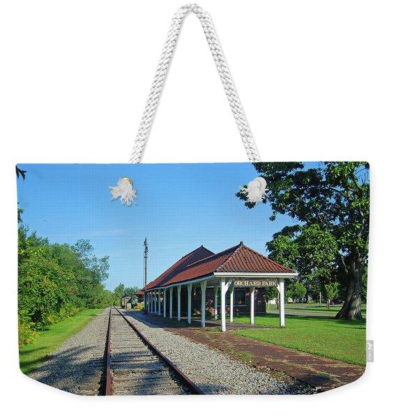 Orchard Park 1004 Weekender Tote Bag