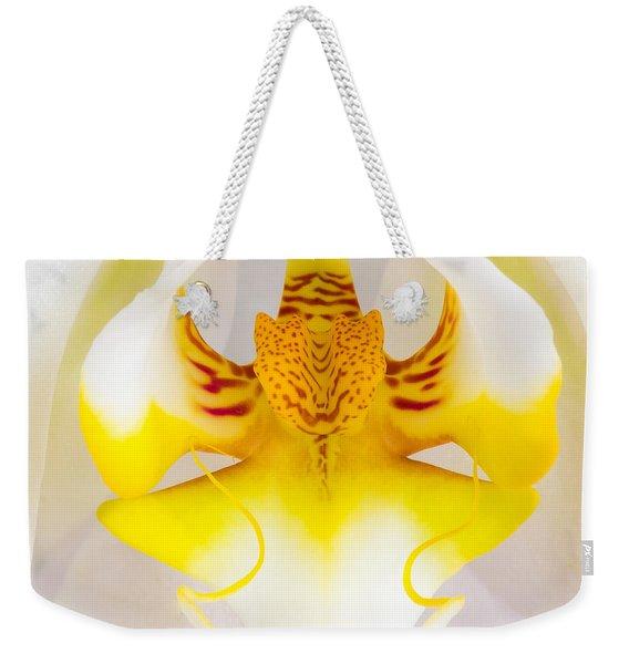 Orchid 1 Weekender Tote Bag