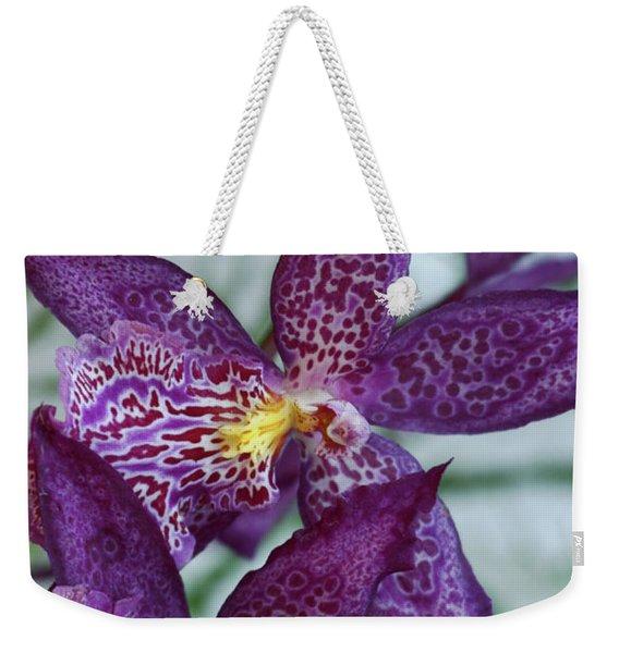 Orchid Awakening Weekender Tote Bag