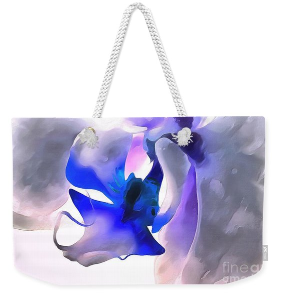Orchid Dream Weekender Tote Bag