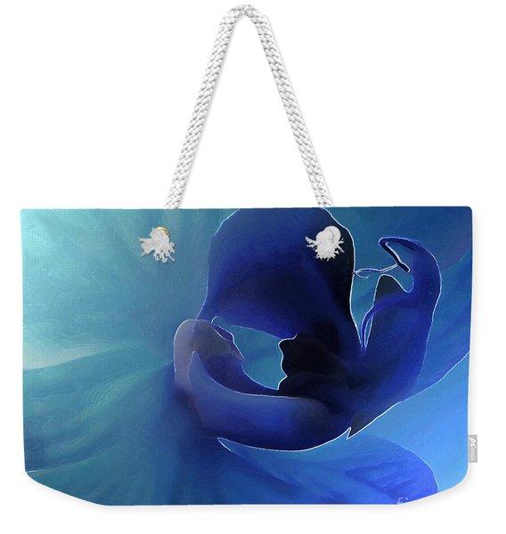 Orchid Glow Weekender Tote Bag