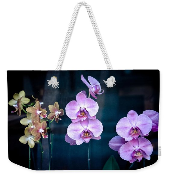 Orchidae Weekender Tote Bag