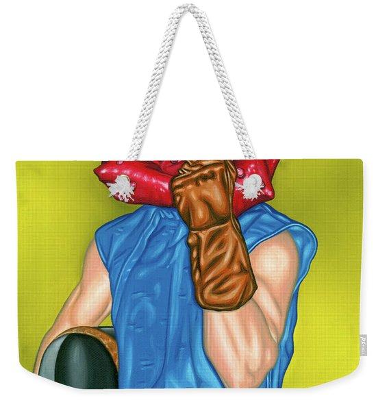 Order Of The Rose Weekender Tote Bag