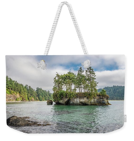 Oregon Coast Weekender Tote Bag