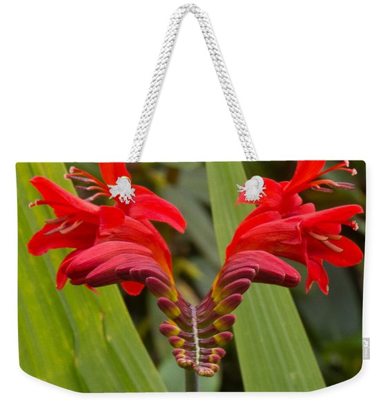 Oregon Flower 1 Weekender Tote Bag