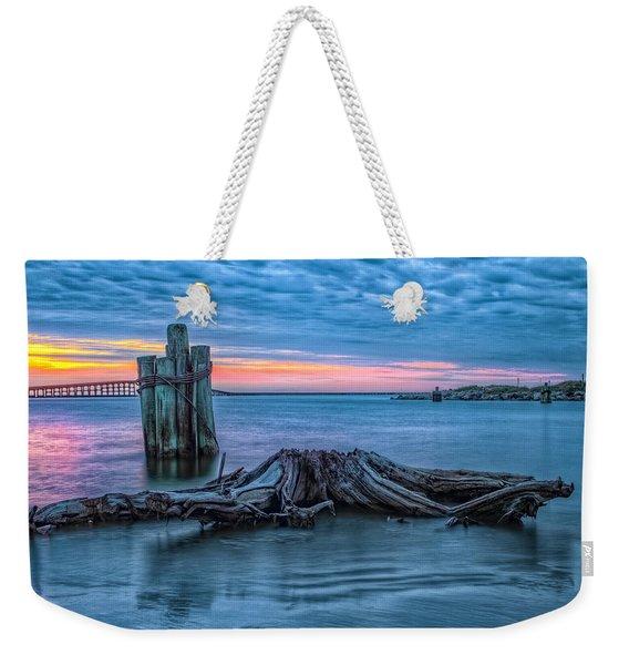 Oregon Inlet II Weekender Tote Bag