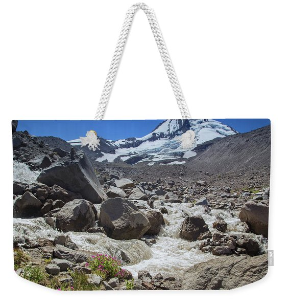 Oregon's Alpine Beauty Weekender Tote Bag