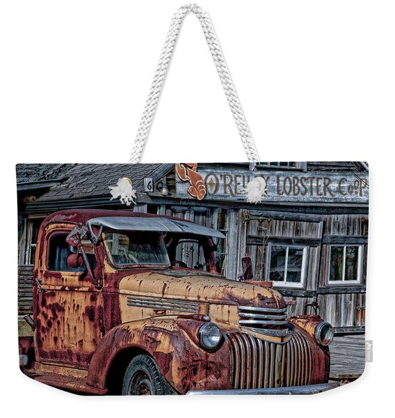 O'reilly Lobster Pound Weekender Tote Bag
