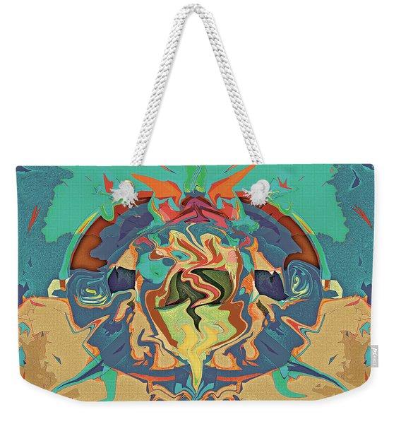 Organism Weekender Tote Bag