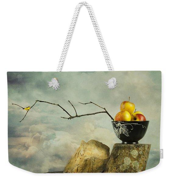Oriental Still Life Weekender Tote Bag