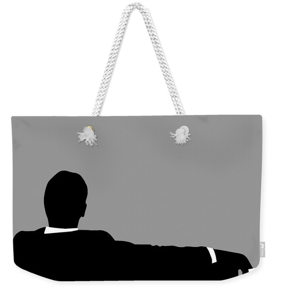 Original Mad Men Weekender Tote Bag