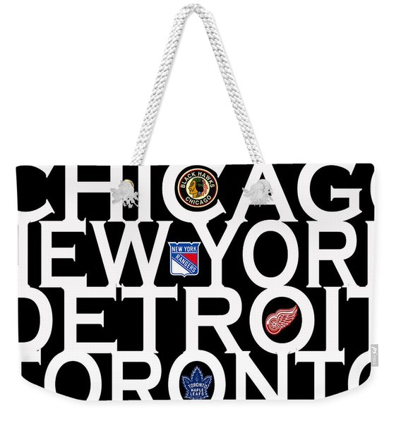 Original Six Weekender Tote Bag