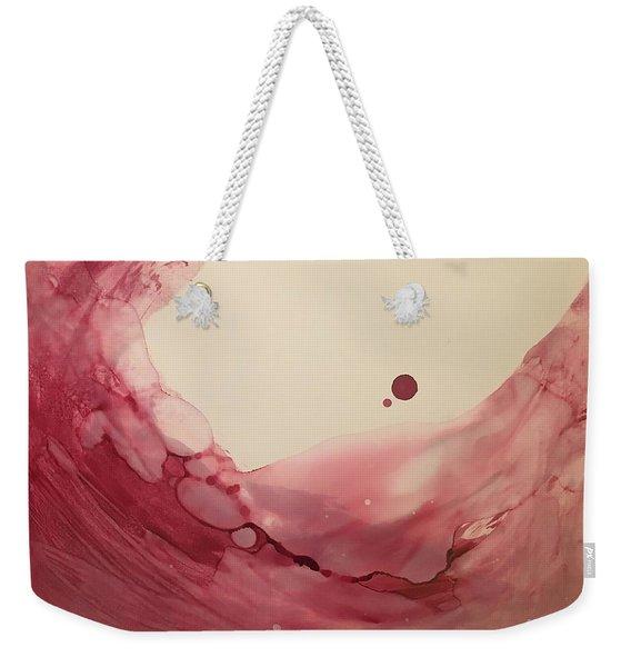 Origins Weekender Tote Bag
