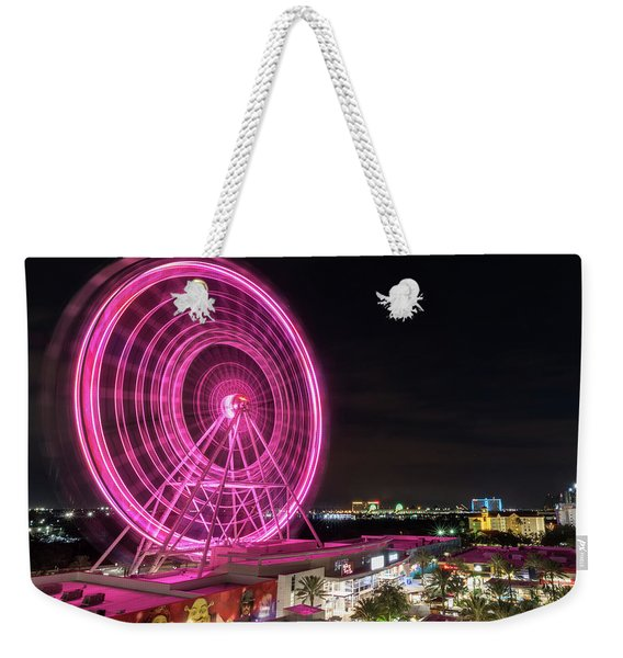 Orlando Eye Weekender Tote Bag