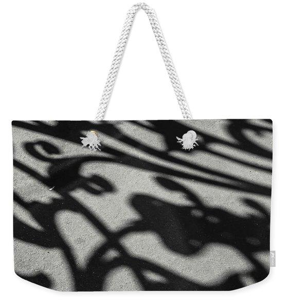 Ornate Shadows Weekender Tote Bag