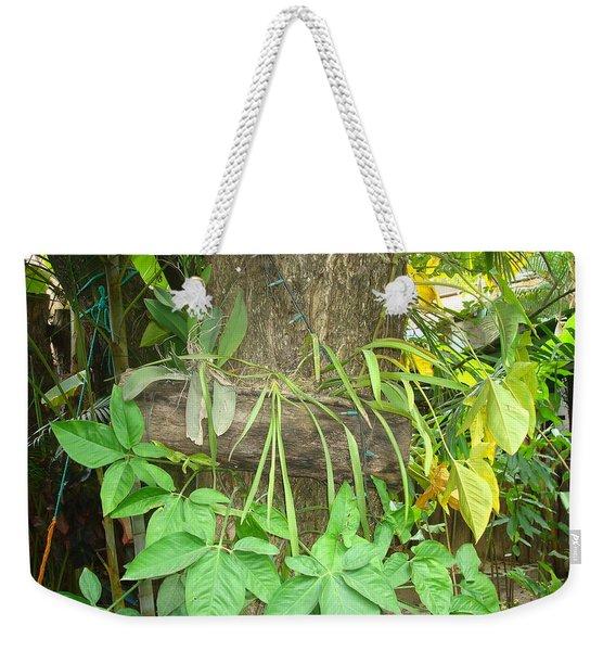 Orquidea Weekender Tote Bag