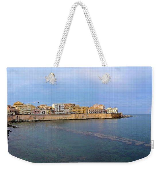 Ortygia Weekender Tote Bag