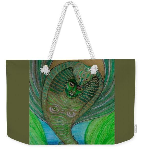 Wadjet Osain Weekender Tote Bag