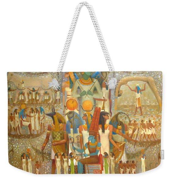 Osiris Weekender Tote Bag