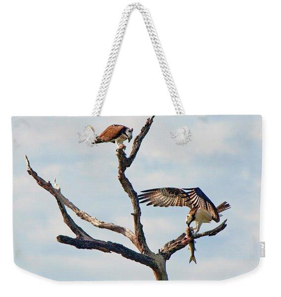 Osprey Feast Weekender Tote Bag