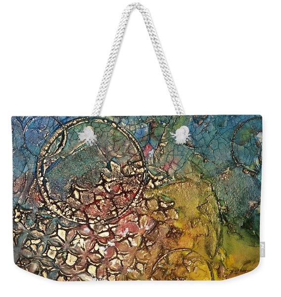 Other Worlds Weekender Tote Bag
