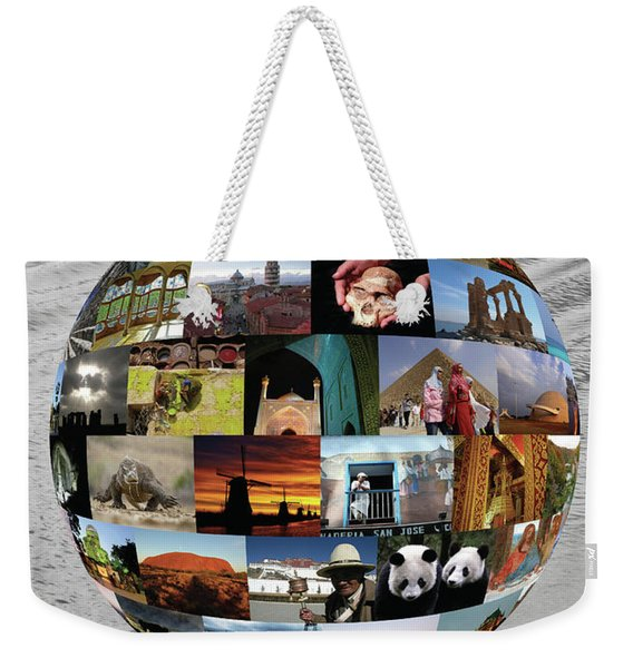 Our Heritage Our Place Weekender Tote Bag