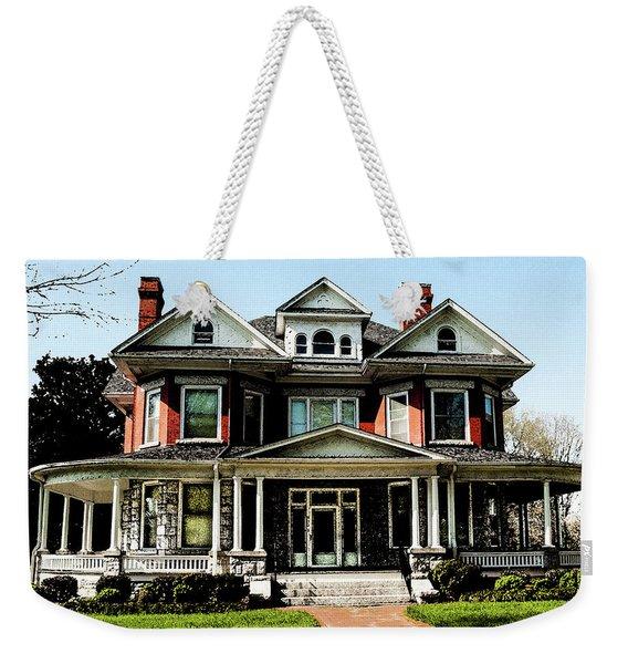 Our House 2 Weekender Tote Bag