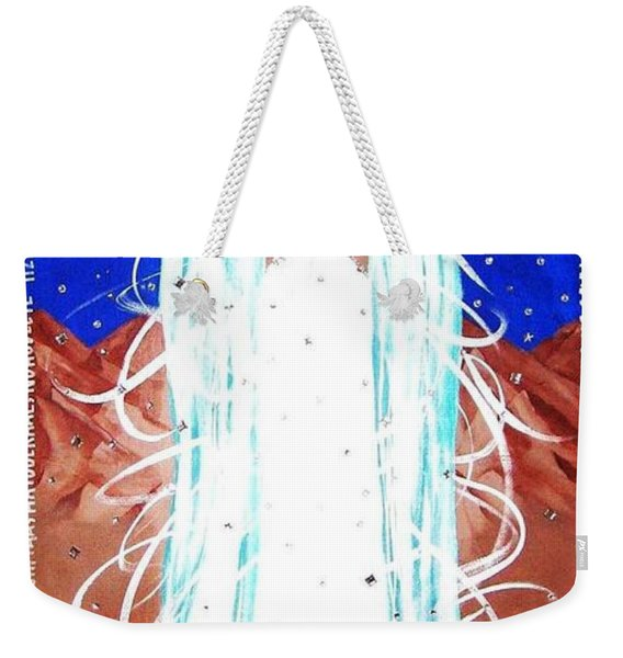 Our Lady Of Lucid Dreams Weekender Tote Bag