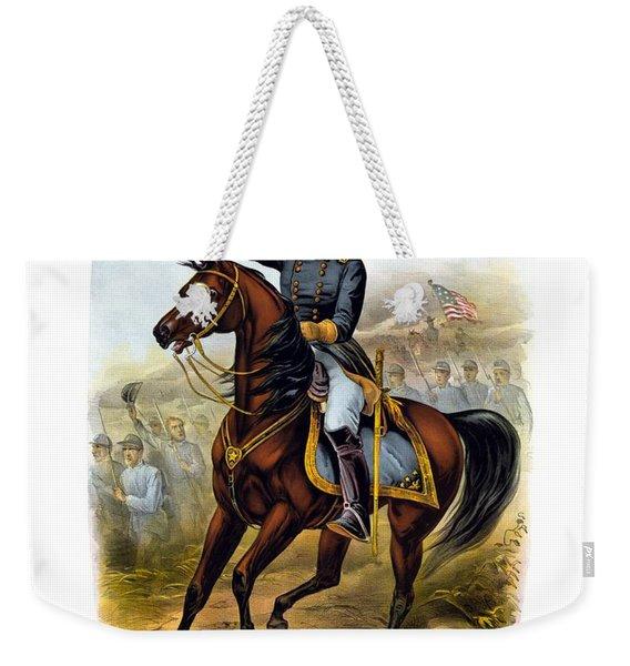 Our Old Commander - General Grant Weekender Tote Bag