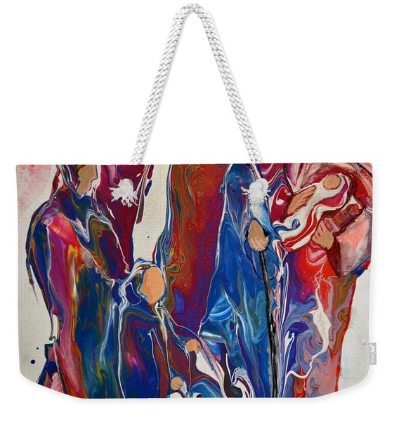 Out Of Egypt Weekender Tote Bag