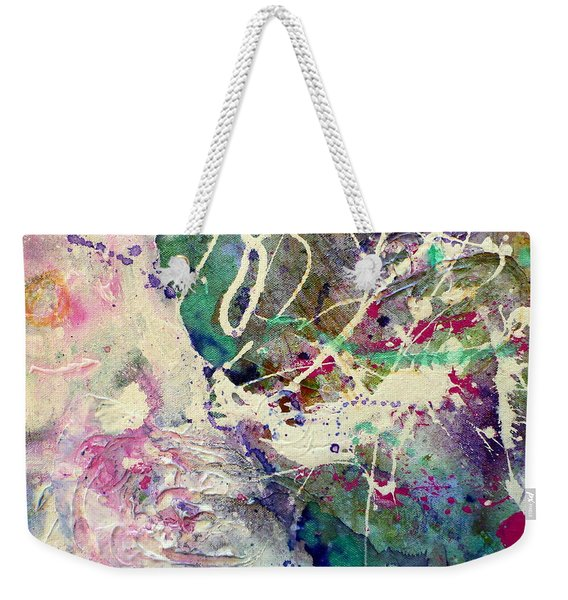 Out Of Site, Out Of Mind Weekender Tote Bag