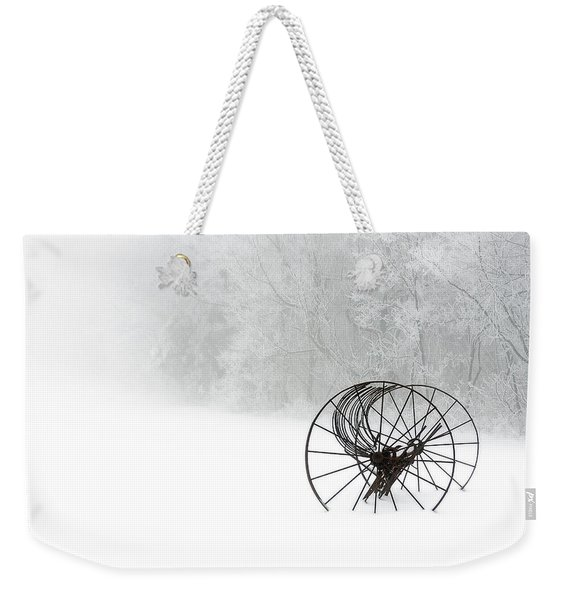 Out Of The Mist A Forgotten Era 2014 II Weekender Tote Bag