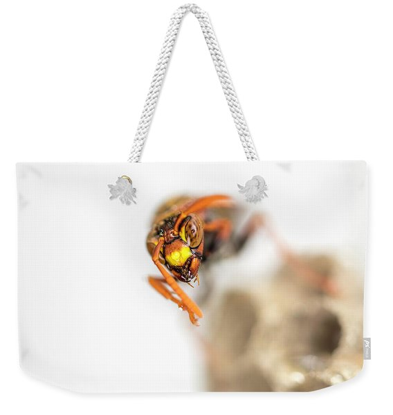 Out Of The White Weekender Tote Bag
