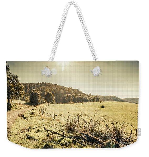 Outback Bound Weekender Tote Bag