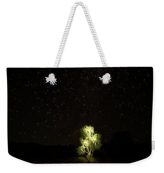 Outback Light Weekender Tote Bag