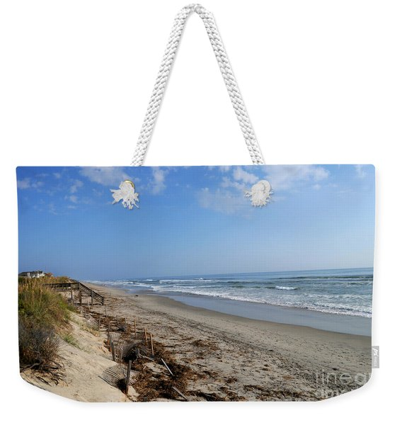 Outer Banks Morning Weekender Tote Bag