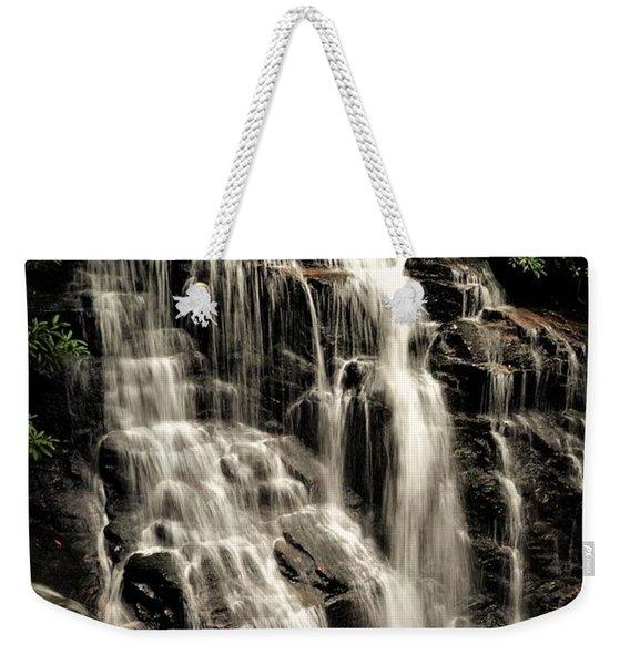 Outstanding Afternoon Weekender Tote Bag