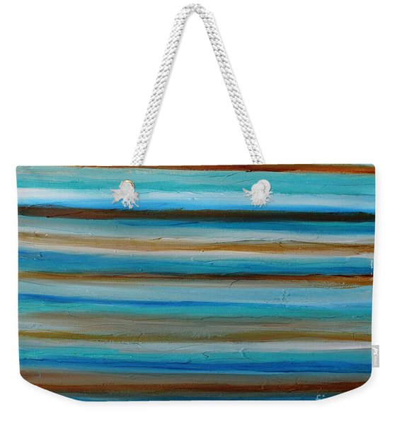 Outstretch 1 Weekender Tote Bag