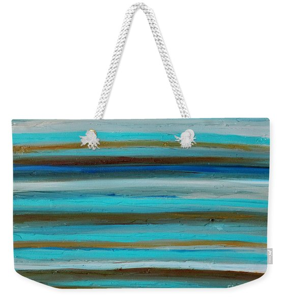 Outstretch 3 Weekender Tote Bag