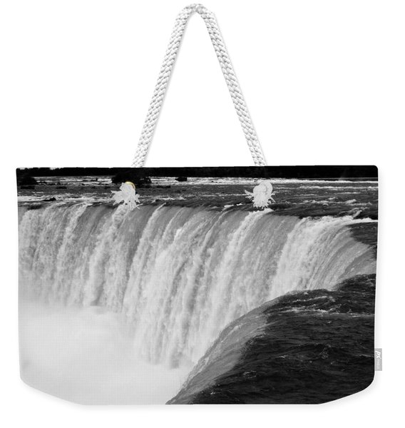 Over The Dam Weekender Tote Bag
