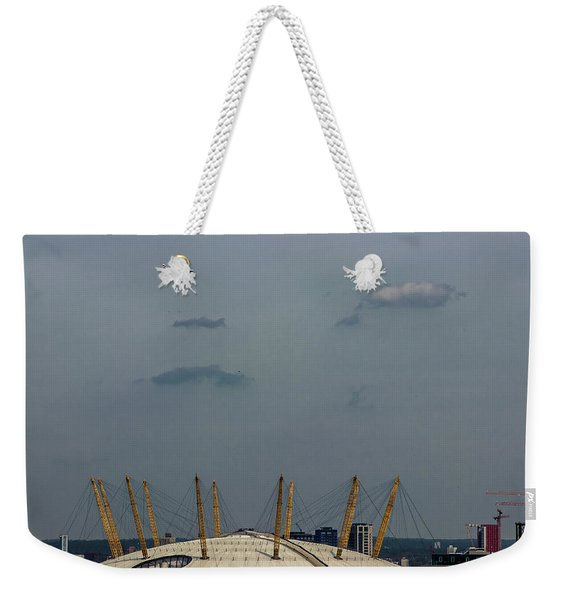 Over The Dome Weekender Tote Bag