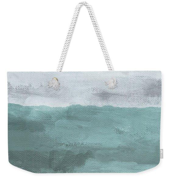 Overcast- Art By Linda Woods Weekender Tote Bag