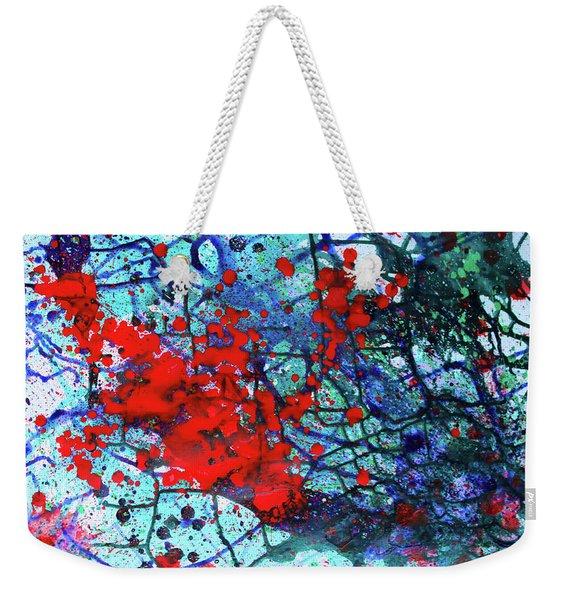 Overcoming Subtleties  Weekender Tote Bag