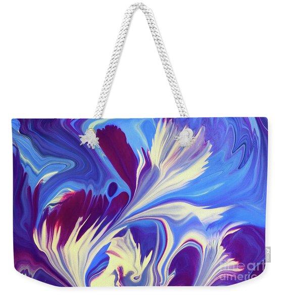 Overthinking Weekender Tote Bag