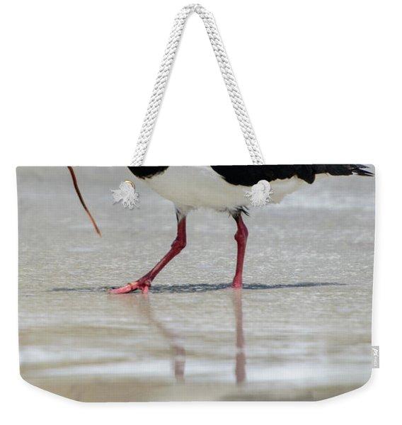 Oystercatcher 03 Weekender Tote Bag