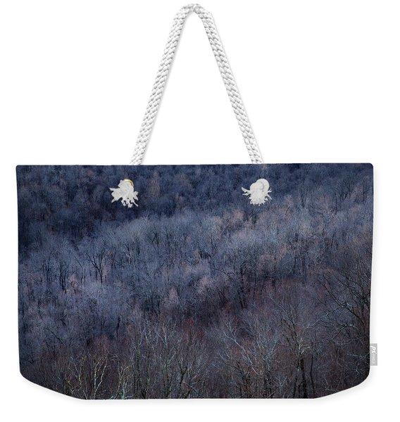 Ozark Trees #3 Weekender Tote Bag