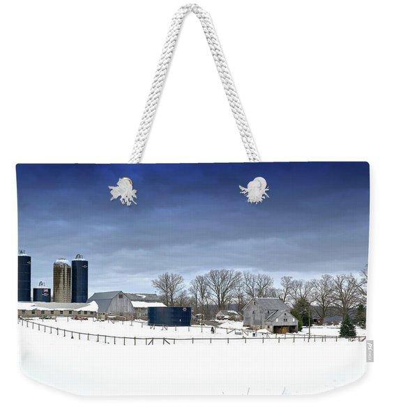 Pa Farm Weekender Tote Bag
