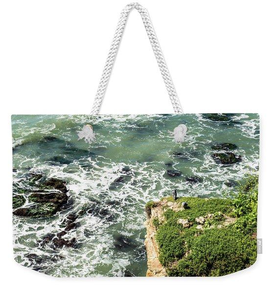Pacific Overlook Weekender Tote Bag