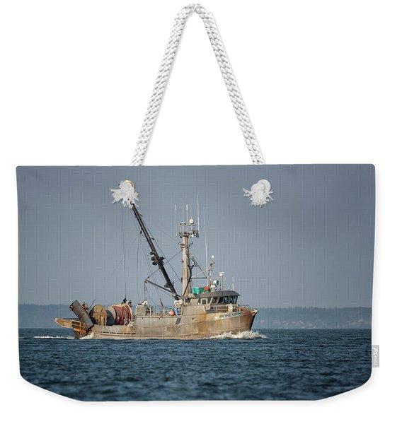 Pacific Viking Weekender Tote Bag