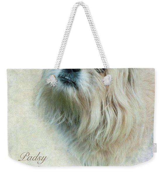 Padsy My Best Friend Weekender Tote Bag